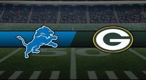 Lions vs Packers Result NFL Score