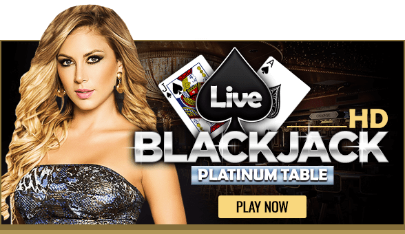 live blackjack platinumt