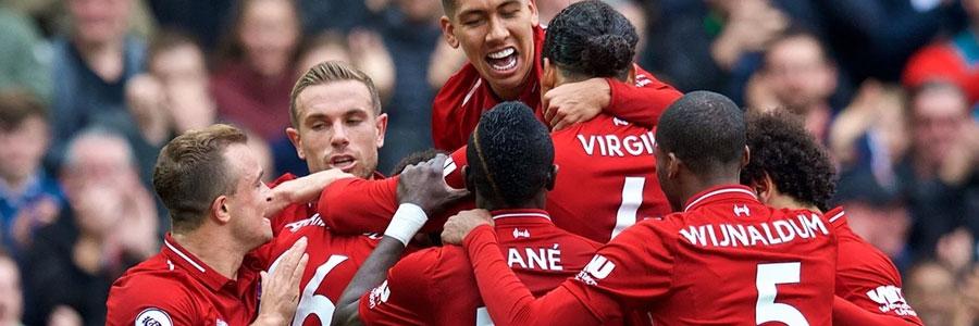 Tottenham vs Liverpool Premier League Odds & Prediction
