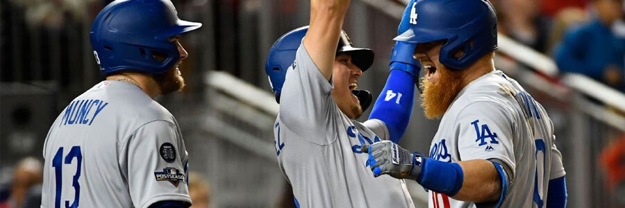 Dodgers vs Nationals 2019 NLDS Game 4 Odds, Preview & Prediction