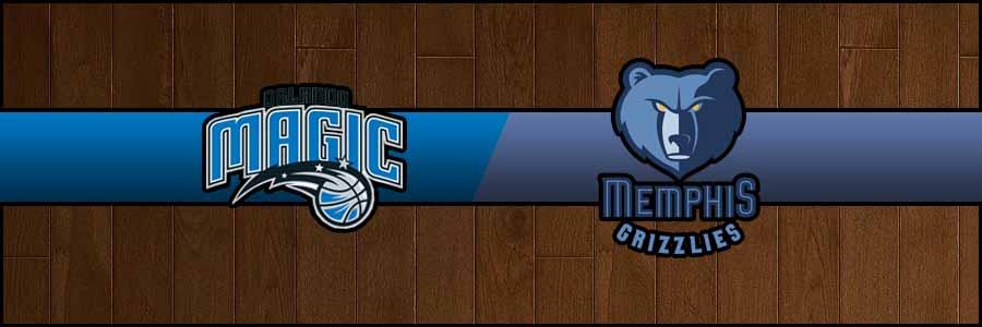 Magic vs Grizzlies Result Basketball Score