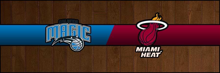 Magic vs Heat Result Basketball Score