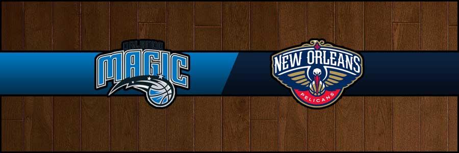 Magic vs Pelicans Result Basketball Score