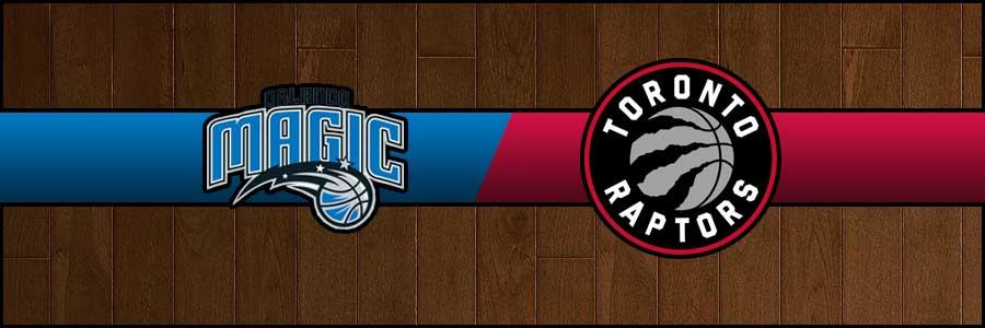 Magic vs Raptors Result Basketball Score