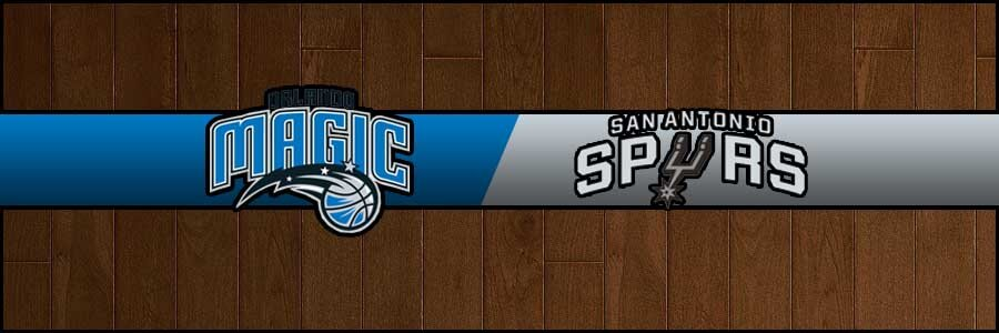 Magic vs Spurs Result Basketball Score