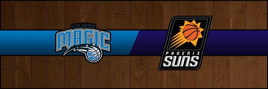 Magic vs Suns Result Basketball Score