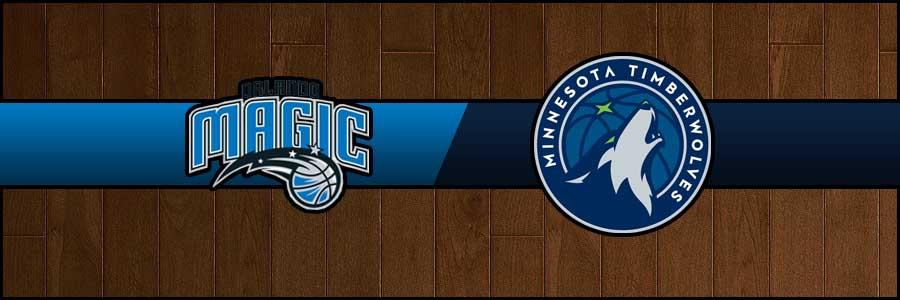 Magic vs Timberwolves Result Basketball Score