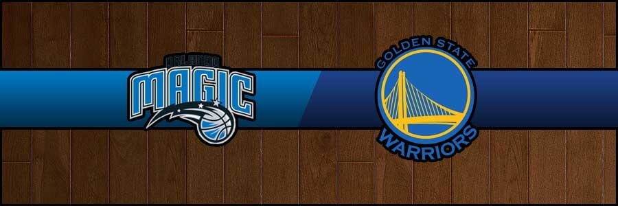 Magic vs Warriors Result Basketball Score