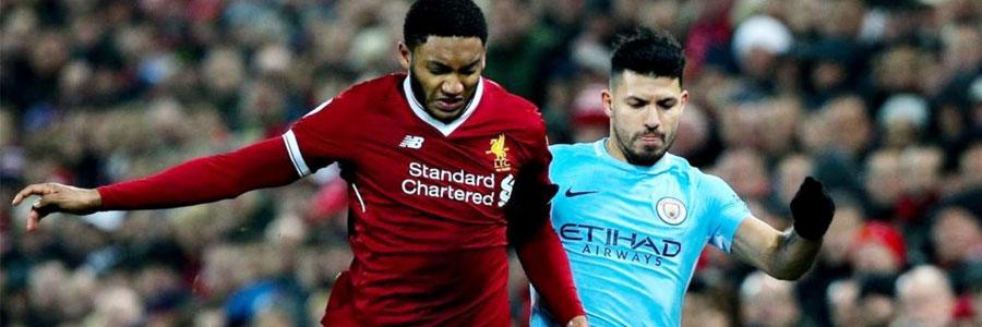 Manchester City vs Liverpool Soccer Odds & Expert Pick