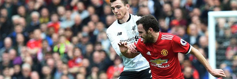 Manchester United vs Liverpool 2019 Premier League Odds & Pick