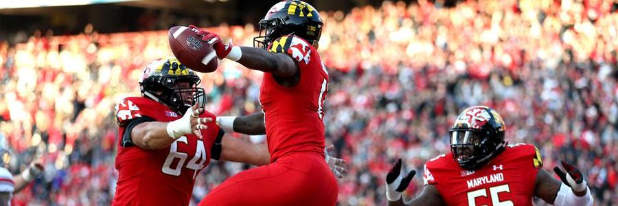 Maryland vs Penn State NCAA Football Week 13 Odds & Prediction
