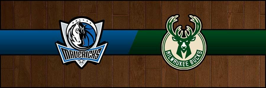 Mavericks vs Bucks Result Basketball Score