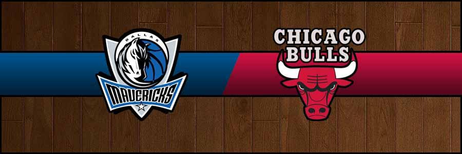Mavericks vs Bulls Result Basketball Score