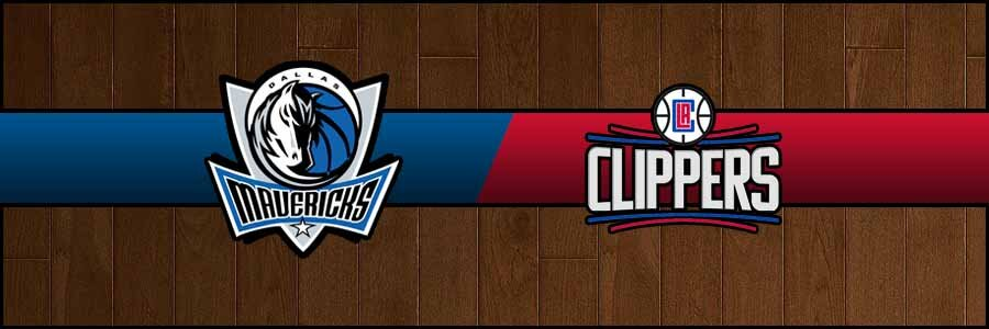 Mavericks vs Clippers Result Basketball Score