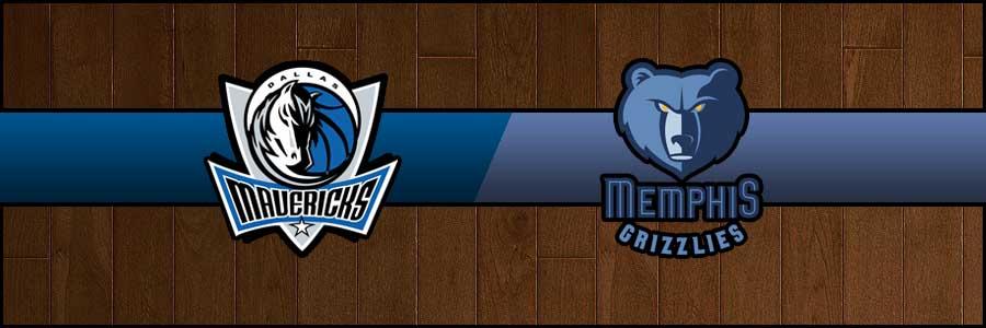 Mavericks vs Grizzlies Result Basketball Score