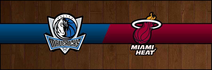 Mavericks vs Heat Result Basketball Score
