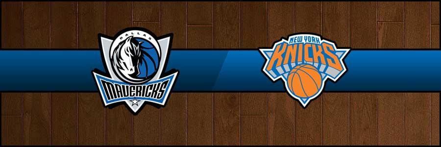 Mavericks vs Knicks Result Basketball Score