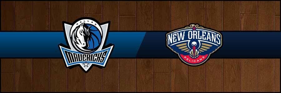 Mavericks vs Pelicans Result Basketball Score