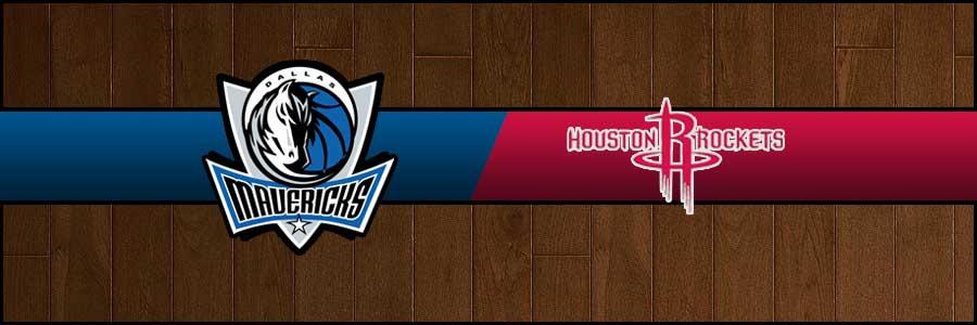 Mavericks vs Rockets Result Basketball Score