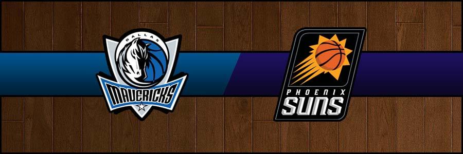 Mavericks vs Suns Result Basketball Score