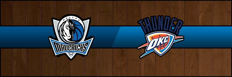 Mavericks vs Thunder Result Basketball Score