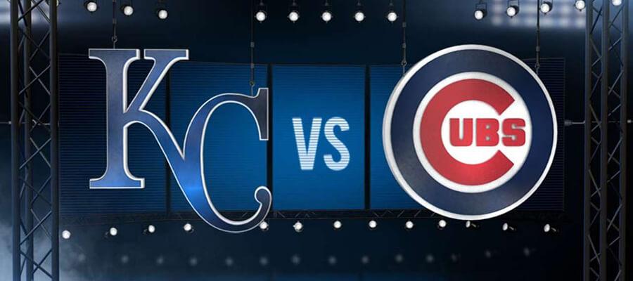 Royals vs Cubs