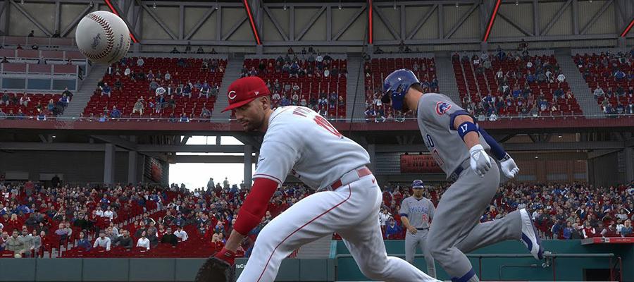 Cubs vs Reds