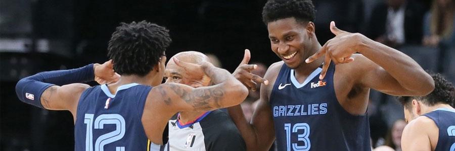 Rockets vs Grizzlies 2020 NBA Spread, Game Info & Expert Pick