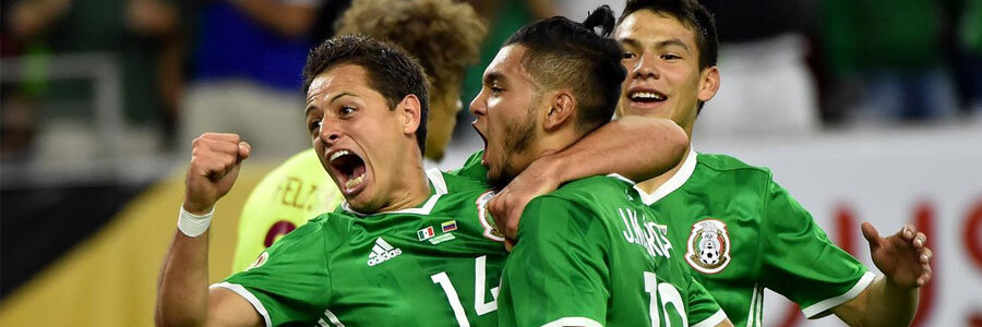 Is Mexico a safe bet to win against Germany?