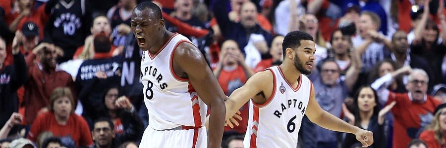 Miami Heat at Toronto Raptors NBA Playoffs Odds Game 1