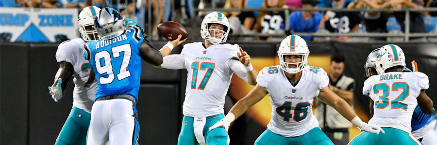 Are the Dolphins a safe bet for NFL Week 1?