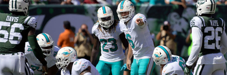 Are the Dolphins a safe bet in the NFL lines?