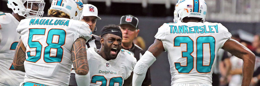 How to Bet Dolphins at Ravens Week 8 NFL Odds & Pick