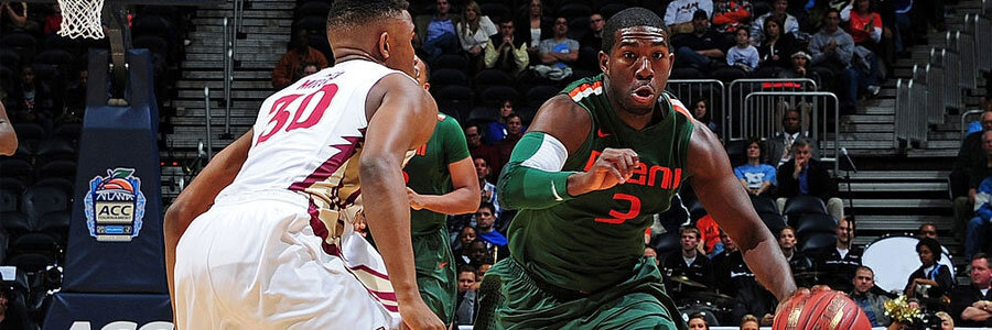 Should you bet on Miami in the NCAAB odds?