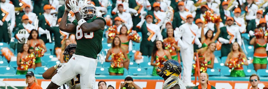 Are the Hurricanes a safe bet for NCAA Football Week 4?