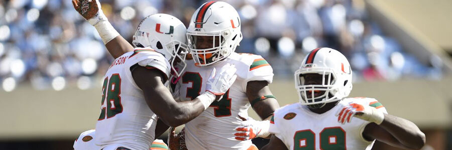 Are the Hurricanes a safe bet in Week 10 of College Football?