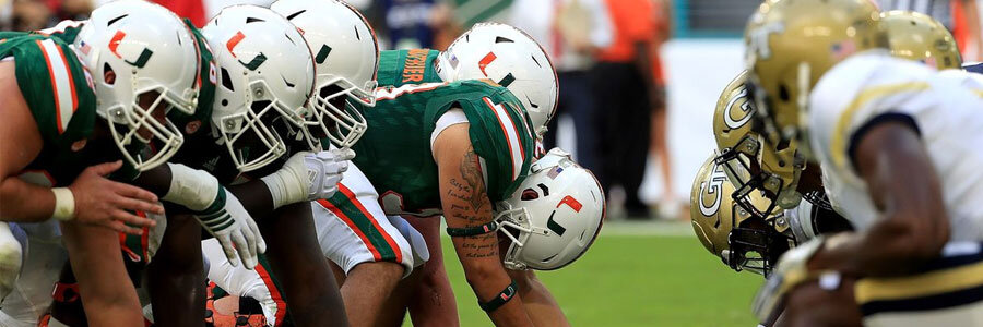 The Hurricanes College Football Championship Odds have increased the past couple of weeks