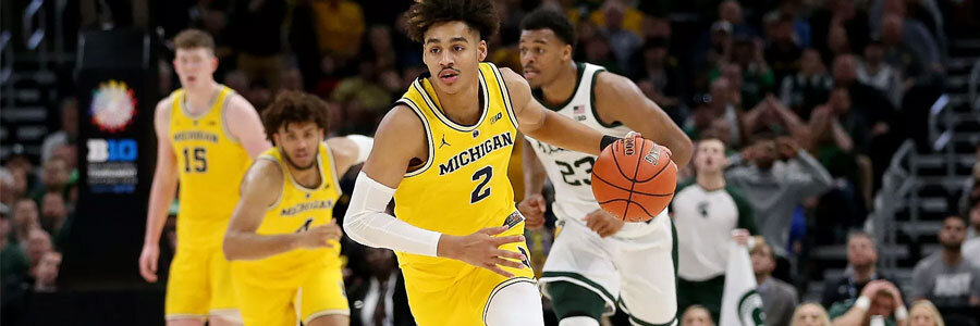 Is Michigan a safe bet vs Florida in the second round of March Madness?