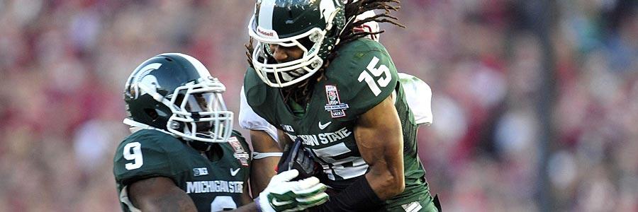 Ohio State at Michigan State Week 12 Expert Pick