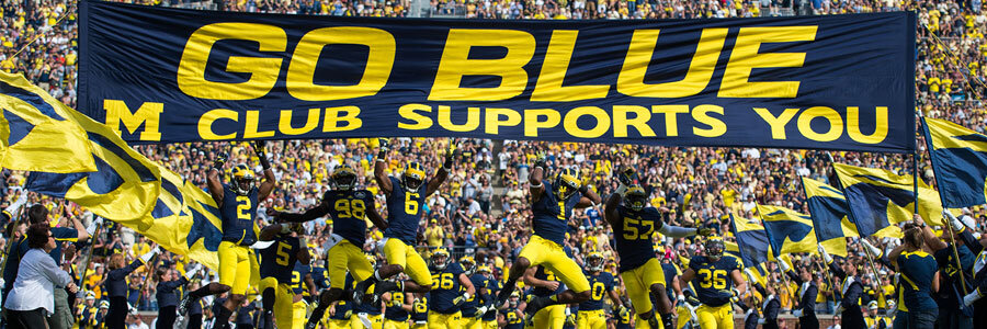 Maryland at Michigan Betting Spread, Pick & TV Info