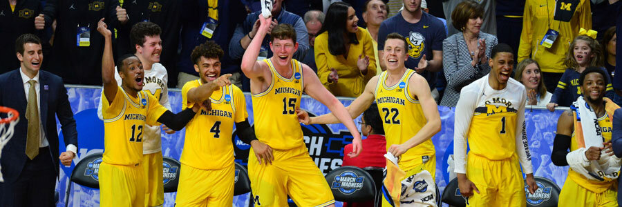 Is Michigan a safe bet in the Elite 8 odds?