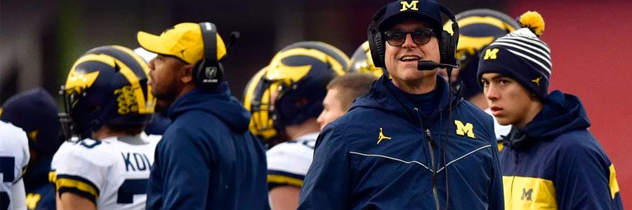 Ohio State vs Michigan 2019 College Football Week 14 Odds & Prediction