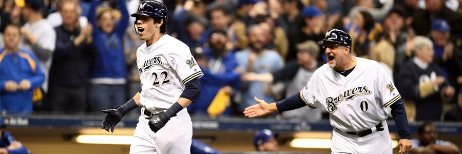 Are the Brewers the best choice in the MLB lines?