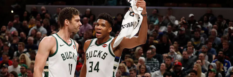 Are the Bucks a secure bet in the NBA odds on Thursday?