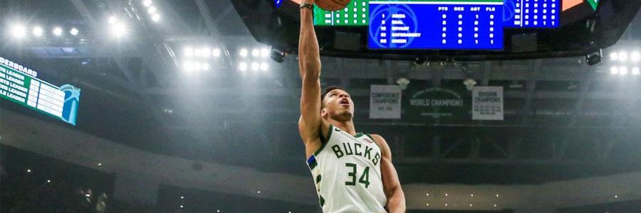 Bucks vs Mavericks NBA Betting Odds, Preview & Pick