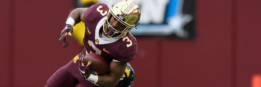 Minnesota at Ohio State NCAA Football Week 7 Lines & Betting Analysis
