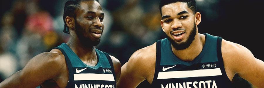 Trail Blazers vs Timberwolves 2020 NBA Odds, Preview & Pick