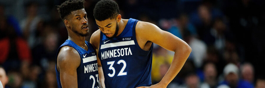 Are the T-Wolves a safe bet this week?