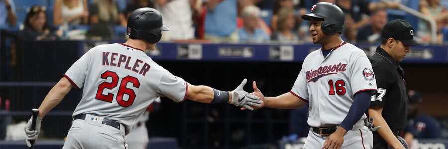 Twins vs Indians MLB Betting Odds, Game Info & Expert Prediction