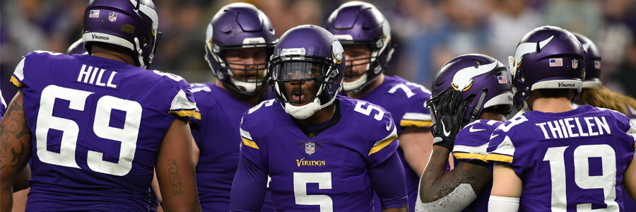 Are the Vikings a safe bet in the 2018 Postseason?